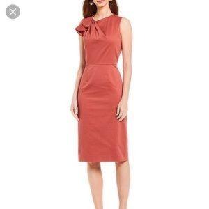 Antonio Melani Mercedes Dress in Brick